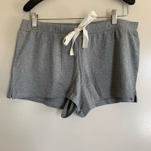 NWT J. Crew | Gray Lounge Wear Pullover Shorts, M